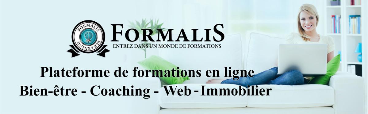 Bandeau Formalis plateforme formations