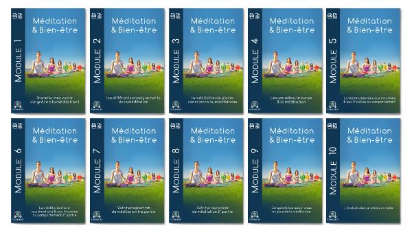 Modules formation méditation bien-être
