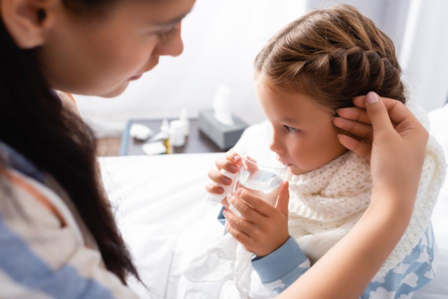 Formation en ligne soigner les maux des enfants avec la naturopathie
